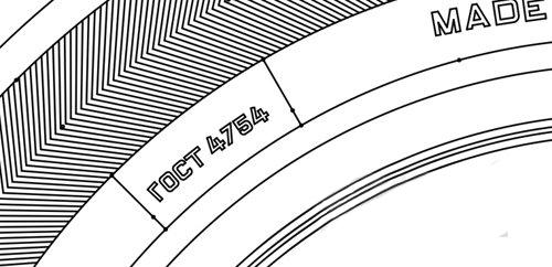 Ecopia EP150 - комбинированное (словесное, буквенное и цифровое) название шины