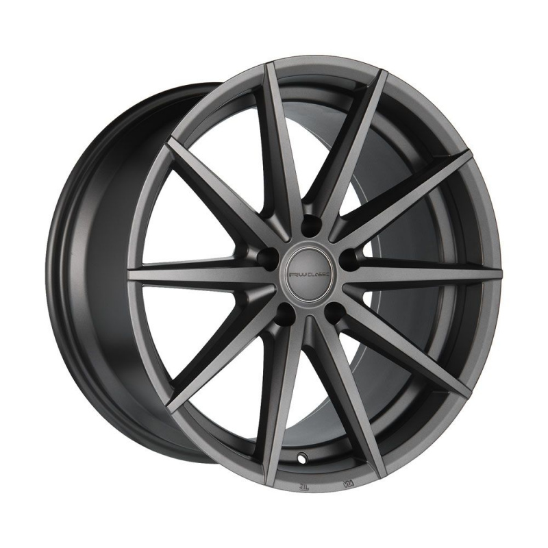 Racing Wheels H-758 8,5x19 5*114,3 ET35 67,1 GM