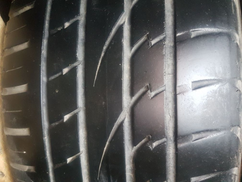 Continental CrossContact 255/55 R18  (Б/у)